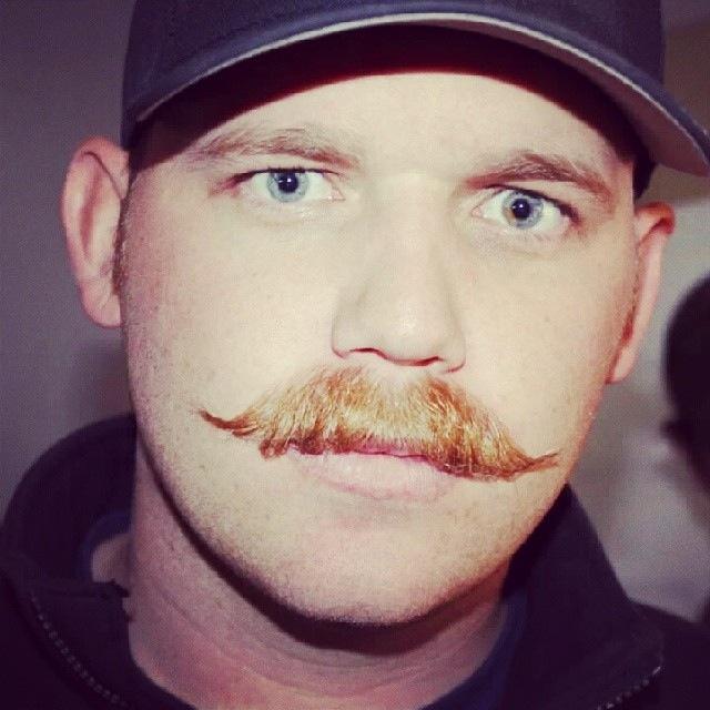 Movember, Snor, Moustache, Ginger, Ginger Stache