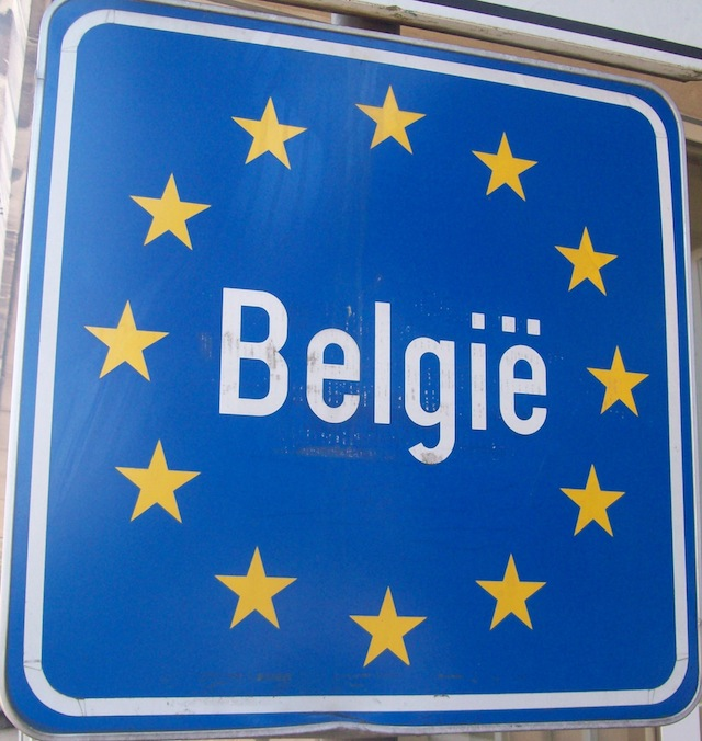 grens-België