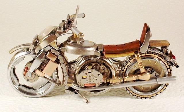 horloge-onderdelen voor mini motor