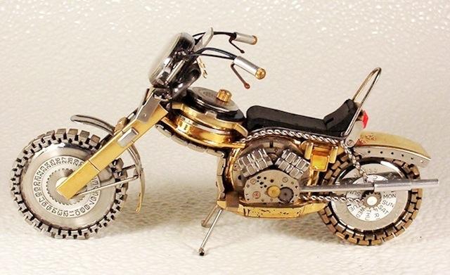 horloge motoren
