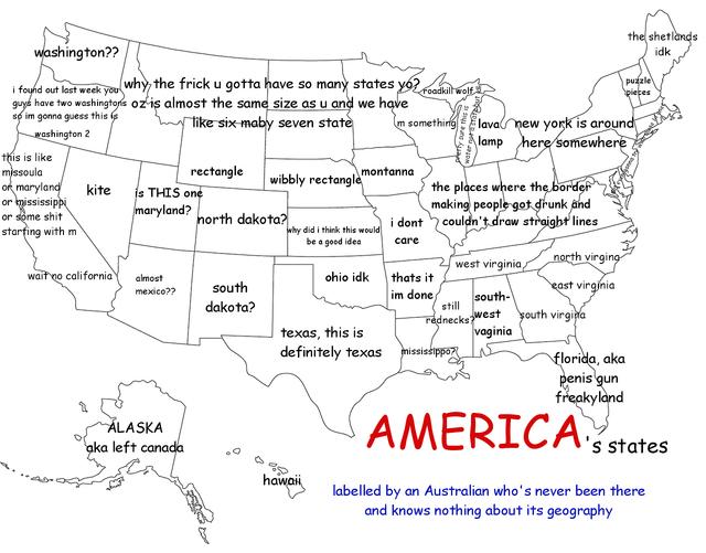 staten van Verenigde Staten