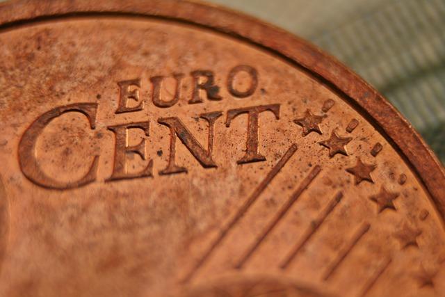 kosten van één eurocent
